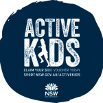 We Are An Active Kids Provider (click for more information)